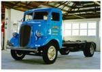 1938 Studebaker K20M truck; Studebaker Brothers Manufacturing Company; 1938; 2015.298