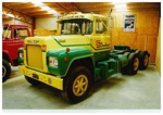 1974 Mack R685RS truck; Mack Trucks, Inc; 1974; 2015.172