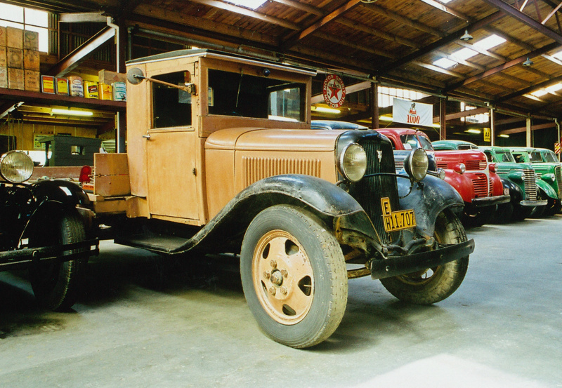 1933 Ford V8 Bb Truck Ford Motor Company 1933