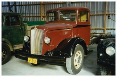 1950 Morris Commercial NCV13/5 truck; Nuffield Group; 1950; 2015.175