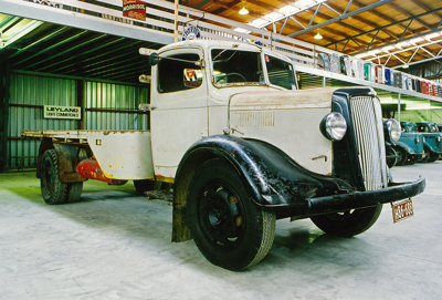 1949 Morris Commercial ECV13/5 truck; Nuffield Group; 1949; 2015.245