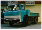 1966 Ford D600 truck; Ford Motor Company of England Ltd; 1966; 2015.253