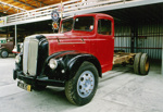 1953 Morris Commercial NVS13/5 truck; Nuffield Group; 1953; 2015.176