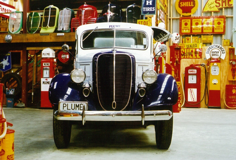 1937 Ford 79 Truck Ford Motor Company 1937 On