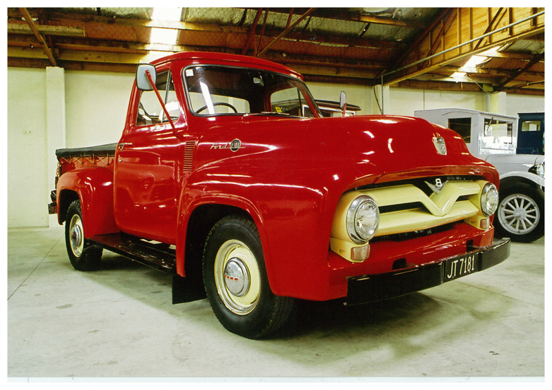 1955 Ford F100 Truck Ford Motor Company 1955