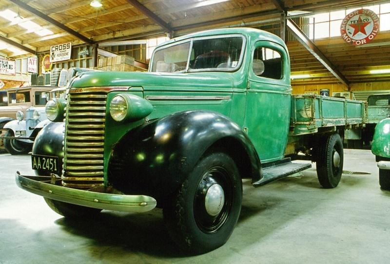 1939 Chevrolet Xhje Truck General Motors Company 1939
