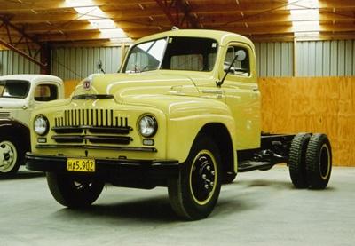 1952 International AL160 truck; International Harvester Company; 1952; 2015.161