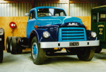 1954 GMC W624 truck; General Motors Company; 1954; 2015.149