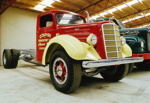1942 Mack EH truck; Mack Trucks, Inc; 1934; 2015.170