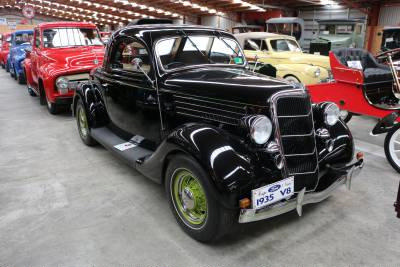 Vehicle [1935 Ford V8 3 Window Coupe]; Ford Motor Company; 1935; 2015.387