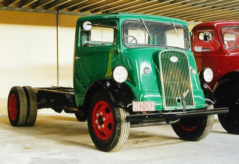 1949 Fordson 7v Truck Ford Motor Company 1949