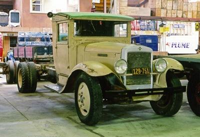 1930 International A4 truck; International Harvester Company; 1930; 2015.154