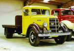 1941 Mack DE truck; Mack Trucks, Inc; 1941; 2015.169