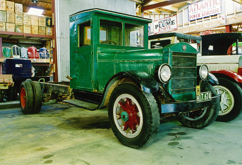 1928 Reo Ga Truck Reo Motor Car Company 1928