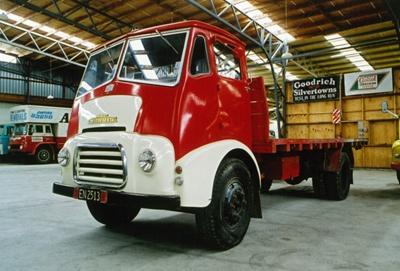 1959 Morris 701 truck; Morris Commercial Cars Ltd; 1958; 2015.267