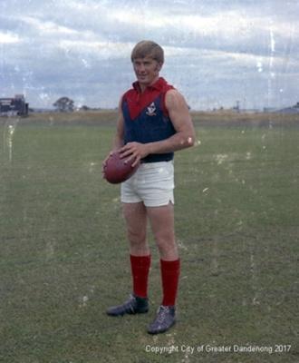 Frosty Miller; Graham Southam; 1969; 10.1566.01