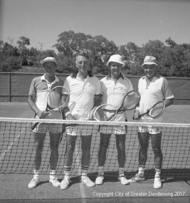 Veteran Tennis; Graham Southam; 1981; 07.887.06
