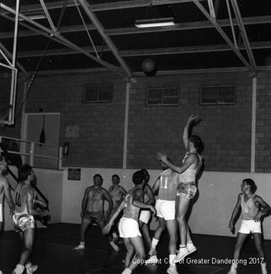 Basketball; Graham Southam; 1968; 09.112.02