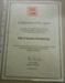 CFA Southern Metropolitan Region certificate; 2010; CVC 90b