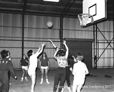 Basketball; Graham Southam; 1968; 09.340.01