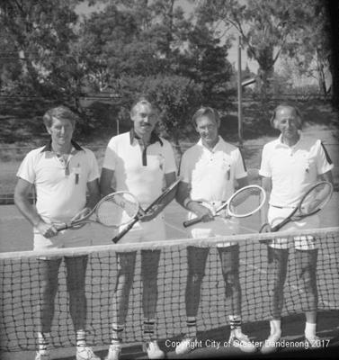 Veteran Tennis; Graham Southam; 1981; 07.887.09