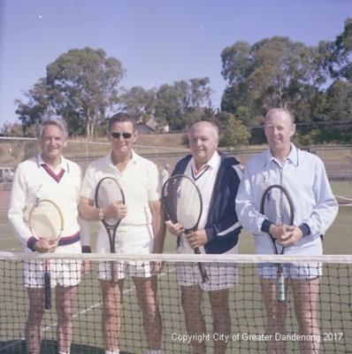 Veteran Tennis; Graham Southam; 1981; 07.887.02