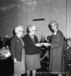 Blind Auxiliary Presentation; Graham Southam; 1968; 10.492.01
