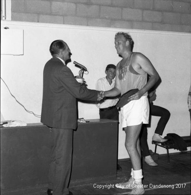 Basketball; Graham Southam; 1968; 09.112.04