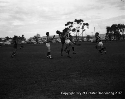 Football; Graham Southam; 1968; 09.128.02
