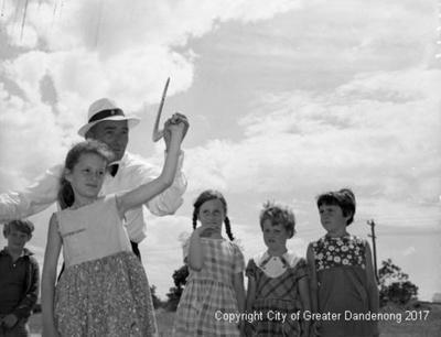 Hallam School - Boomerang; Graham Southam; 1968; 10.505.01