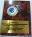 Keysborough Turkish Islamic and Cultural Centre plaque.; 1999; CVP 129