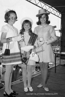Dandenong Show; Graham Southam; 1968; 10.467.06