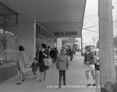 Foster Street Promotion; Graham Southam; 1968; 10.420.07