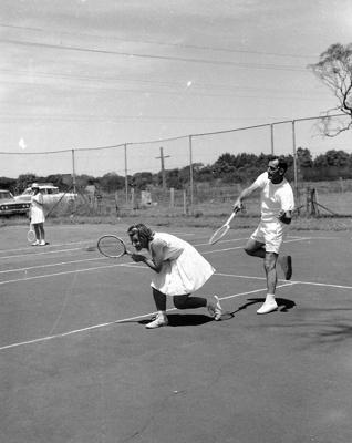 Tennis; Graham Southam; 1968; 09.20.01