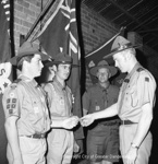 Scouts, 4th Dandenong; Graham Southam; 1969; 10.1825.02
