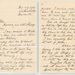 Correspondence - Letter to Ella Porter from Casy(?) B. and Envelope. November 1944; PH 68
