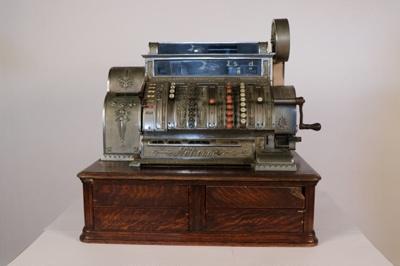 Bennett's National Cash Register