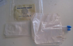 Pack of 3 Exchange Bags; Astra Meditec; c1970's; BC2015/48:1-4