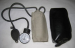 Blood Pressure Sphygmomanometer Kit; Nissei ALP K2; c1970; BC2015/92:1-2