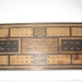 Cribbage Scoring Board; unknown; c1950's; BC2015/148