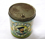 Cigarette tin; John Player & Sons; c. 1940; OWM2015/23