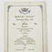 Menu - HMAS Cerberus, Christmas Day 1940; 1940; OWM2015/11