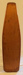 1950's Marine Ply Hollow Paddle Board with keel fin made for a child; 1950's; SB.0026