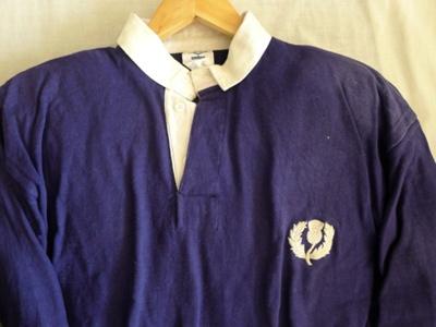 Rugby jersey - Finlay Calder