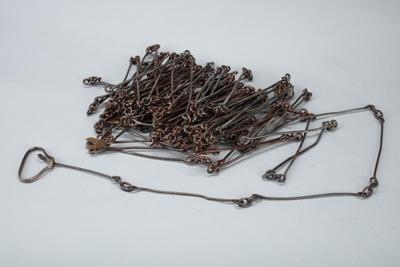 Chain, Gunter's Chain; Unknown maker; 1850-1900