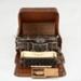 Typewriter, Hammond No 12; Hammond Typewriter Company; 1900-1910; HP.05P1710A-C