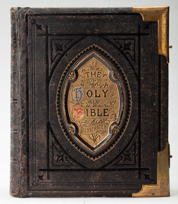 Bible, Illustrated; John Walker and Company; Unknown; HP.GO.86BK831