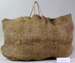 Hop sack washing bag; Unknown maker; Unknown; CR1982.169.2