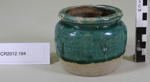 Jar - Chinese Ceramic; Unknown maker; unknown; CR2012.194
