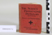 """Medical book """"The Nurse's Pronouncing Dictionary""""; Faber and Gwyer Ltd; 1928; CR2016.012.7.a"""